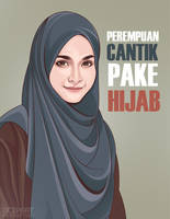 Beauty Hijaber Vector 3 by Ncepart28