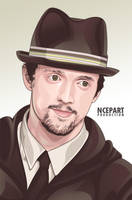 Jason Mraz on vector by Ncepart28