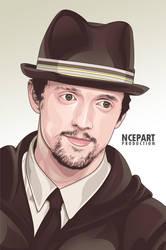Jason Mraz on vector by Ncepart28