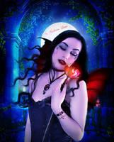 Fairy Night by galdimi
