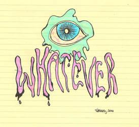whatever by bevwearsprada
