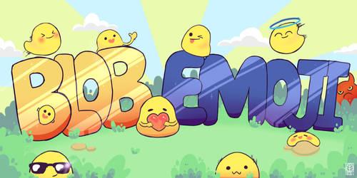 Blob Emoji wolfiri commission by Hufe by HufeArt