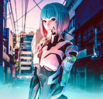 Child of future by RiStarr