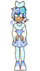 New oc of mine! :3 by CocoLoco7070