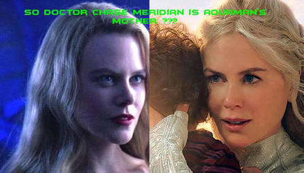 NICOLE KIDMAN DOES ANOTHER COMIC BOOK MOVIE ?? by ztenzila