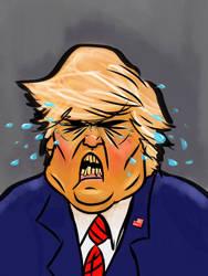 Shitbird: Crybaby by charlando