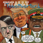 Totally Totalitarian #1 by charlando