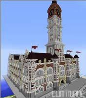 LLF Marketplace City Hall by X-Luminare-X