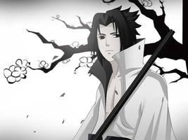 Sasuke Uchiha by Chosen-Uchiha