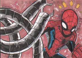 Marvel Premier Spider-Man by eugenecommodore