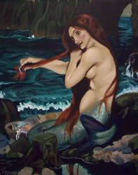 The Mermaid by Liamythesh