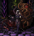 Servants of Lolth by Liamythesh