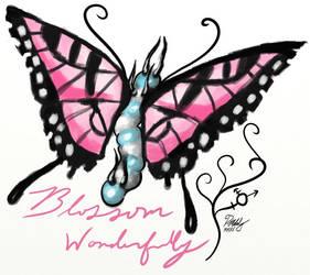 Blossom Wonderfully by Liamythesh