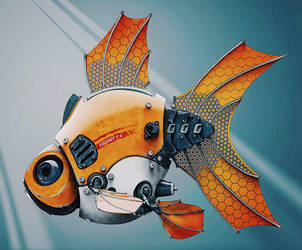 FishBot 2.0 by smaartist
