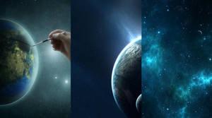 Universe by drsouvikkumar