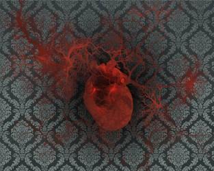 heart wallpaper by zoz0