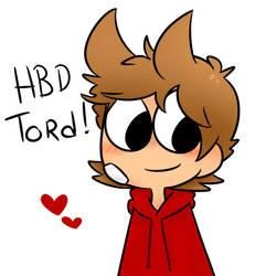 happy birthday Tord ! by Noctalou
