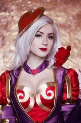 Heartseeker Ashe by JokerLolibel