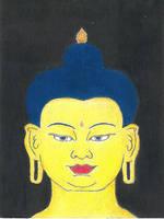 Buddha by lavendertiger