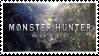 Monster Hunter World Stamp by GigasGhosts