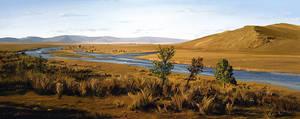Speedpaint: Mongolia by inetgrafx
