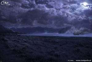 Mattepaint: Moonlight by inetgrafx
