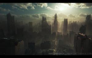 CyGen: Post Apocalypse by inetgrafx