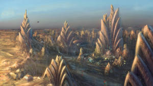 Concept: Canyonscape by inetgrafx
