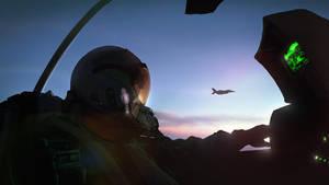 Speedpaint: Pilot by inetgrafx