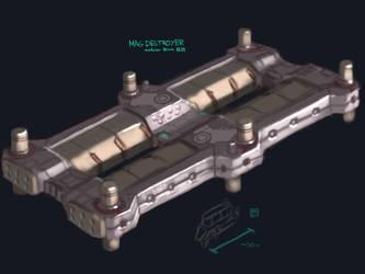 mag destroyer block H3 by MacJones