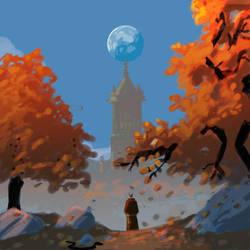 Dragonslayer A by MacJones