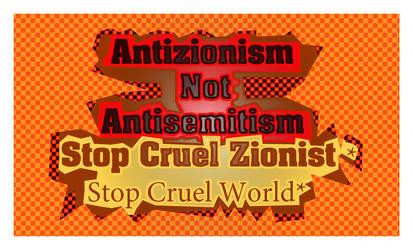 AgainstCruelSupportOppressed by kavsikuzah