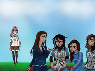Soccer by Acedragon2000