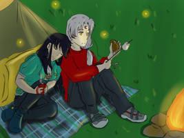 Camping by Gret-chu