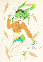 Bunny year by Gret-chu