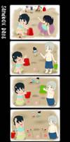 Sandbox days by Gret-chu