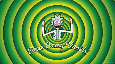 Peace among worlds folks wallpaper 1080 by Vitaliy-Klimenko