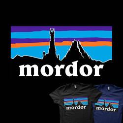 Mordor by Vitaliy-Klimenko