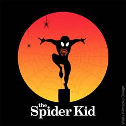 Spider Kid by Vitaliy-Klimenko