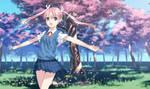 sakura by JOEIAN