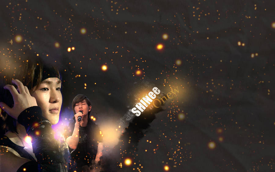 Shinee Onew Wallpaper By Ayumi Itoe On Deviantart