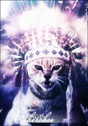 Cherokee by Sangriia
