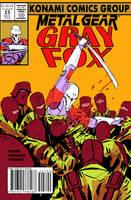 Gtay Fox #15 by SpawnofKane
