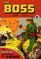 The Boss by SpawnofKane