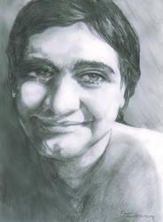 Portrait of John by Dkelabirath