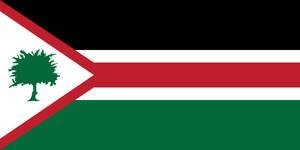 Republic of Palestine by CyberEagleWarrior