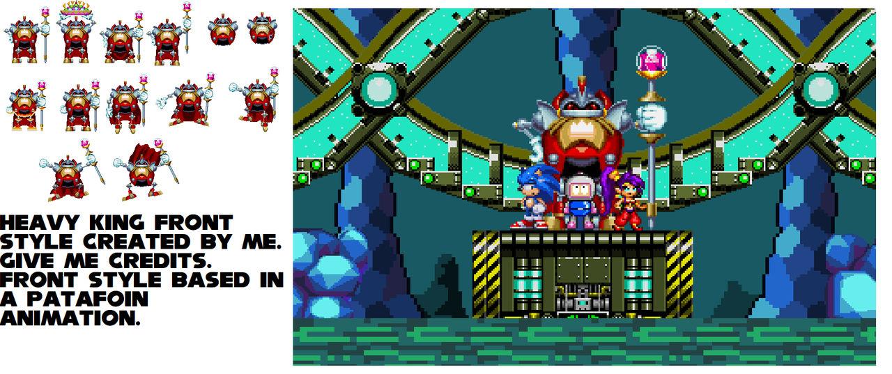 Sonic Mania Custom Sprite Scenes – Dibujos Para Colorear