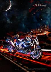 Kawasaki by maverick-mj
