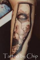 Manson by tattooedone