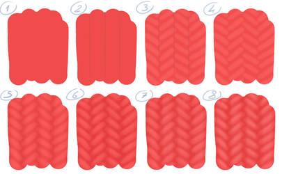 Quick Knit Pattern by Birvan